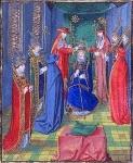 Coronación de Benedicto XIII