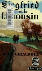 Jean Giraudoux – Siegfried et le Limousin (1922)