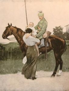 Postal alemana (1915-1916)