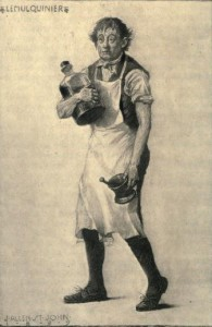 Honoré de Balzac – La Recherche de l'absolu, edición ilustrada americana (1901)