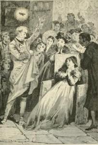 Erckmann-Chatrian – L'Illustre Docteur Mathéus, illustration de Théophile Schuler (18?).