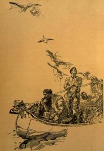 Arthur Conan Doyle – The Lost World (1912)