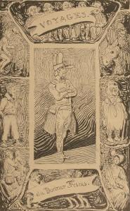 Rodolphe Töpffer - Voyages et aventures du Docteur Festus (1840)
