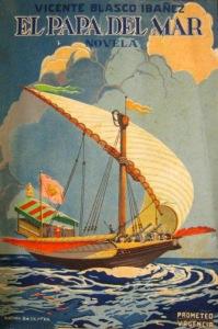 Vicente Blasco Ibáñez - El Papa del mar (1925)