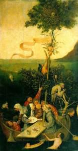 Hieronymus Bosch – La Nave de los locos (1494-1510)