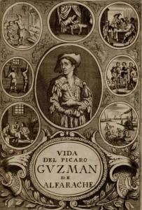 Mateo Alemán - Vida y hechos del picaro Guzman de Alfarache (1681)