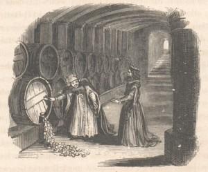 Madame d'Aulnoy – Gracieuse et Percinet (1872)
