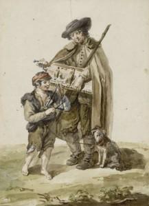 Manuel de la Cruz - Ciego de la gayta y las furriñas (1777)
