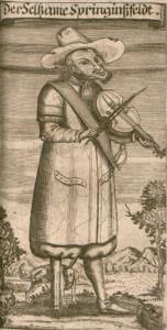 Hans Jakob Christoffel von Grimmelshausen - Der seltzame Springinsfeld (1670)