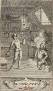 Alain-René Lesage - El Diablo cojuelo (1707)