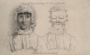 Margaret M'Avoy, ciega, pero con extraordinaria percepción (1819)