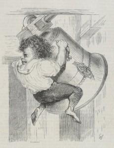 Victor Hugo – Notre-Dame de Paris, ilustración de Gérard Seguin (1855)