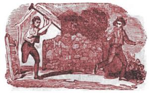 Félix María de Samaniego - Un cojo y un picarón (1781)