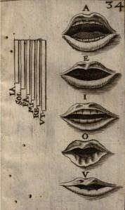 Franciscus Mercurius Van Helmont - Alphabeti vere naturalis Hebraici (1667)