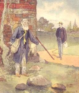 Paul Arène – Chien d'aveugle (1905)