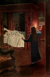 Frances Hodgson Burnett – The Secret Garden (1910)