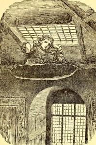 Dinah Maria Craik - The Little Lame Prince and his travelling cloak, ilustración de la edición de 1900