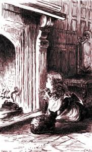 Dinah Maria Craik – Olive, ilustración de G. Bowers (1875)