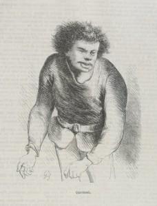 Victor Hugo – Notre-Dame de París, ilustración de Gérard Seguin (1855)