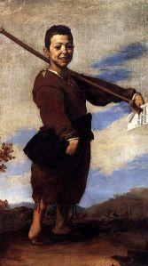 José de Ribera - El Pie varo (1642)