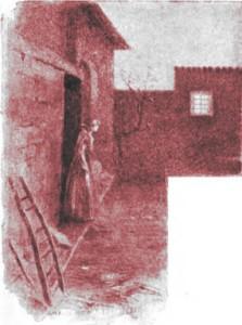 Vladímir Korolenko – El Músico ciego, ilustración de la edición española de 1902