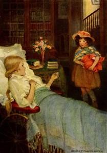 Johanna Spyri – Heidi, ilustración de Jessie Willcox Smith (1922)