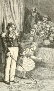 Wilkie Collins – Hide and seek, edición ilustrada (1899)