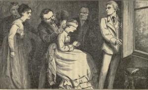 Wilkie Collins – Poor Miss Finch, edición ilustrada (1900)