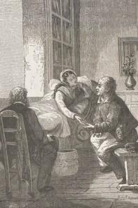 Charles Dickens – Mugby Junction, edición francesa ilustrada por J. Aufray (1879)