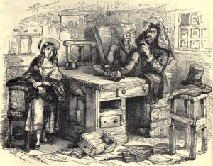 Charles Dickens – The Old Curiosity Shop (1840)