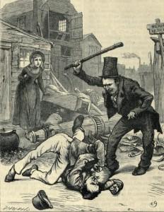 Charles Dickens – The Old Curiosity Shop, ilustración de C. Green (1876)