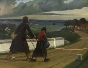 Eugène Laermans – L'Aveugle (1898)