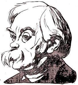 Léon Bloy, por A. Delannoy (1910)