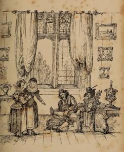 Frances Parker Morley - The Flying Burgermaster (1832)