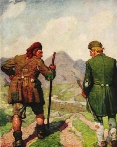 Robert Louis Stevenson - Kidnapped (1922)