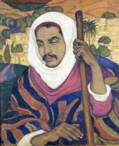 André Sureda - El Ciego de Marruecos (1918)