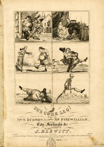The Cork Leg (1820-1830)