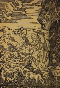 Ramón María del Valle-Inclán – Flor de santidad (1904)