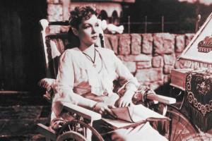 La actriz Lilli Palmer en un fotograma de la película dirigida por Maurice Elvey (1946)