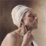 Paul Leroy – Le mendiant aveugle de l'oasis d'El Bordj (1890)