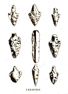 Michele Mercati - Metallotheca vaticana (1717)