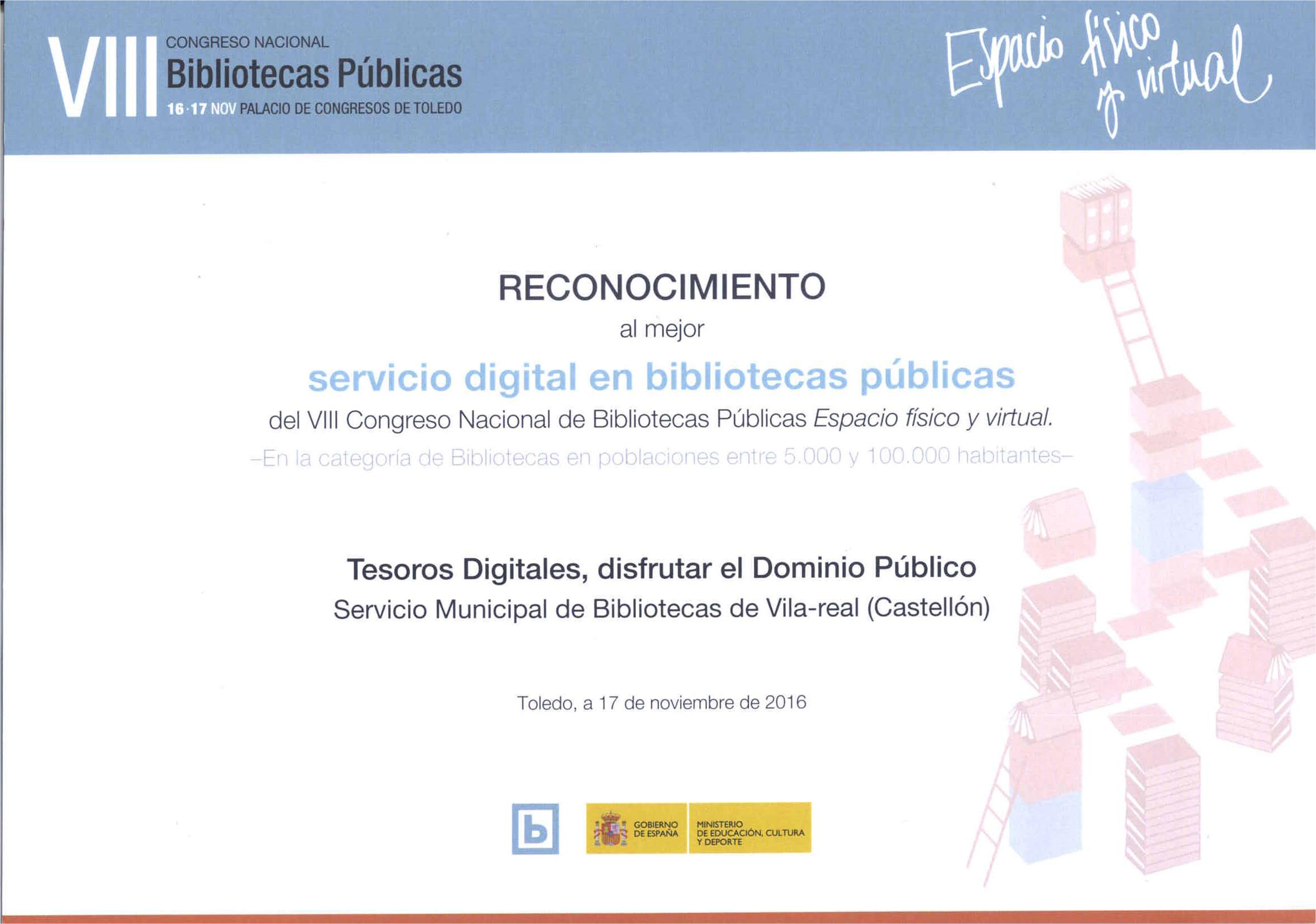Tesoros Digitales | La revista digital de las Bibliotecas de Vila-real