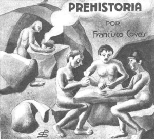 Francisco Coves – Prehistoria (1933)