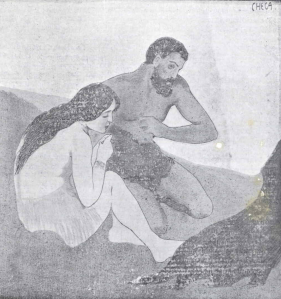 Emilia Pardo Bazán – En las cavernas (1912)