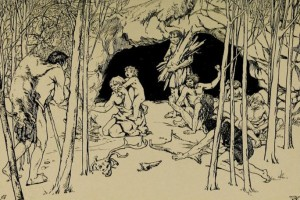 Marjorie y C.H.B. Quennell - Everyday life in the old stone age (1922)