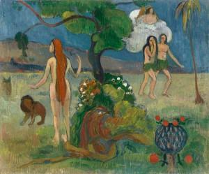 Paul Gauguin – Le Paradis perdu (1890)
