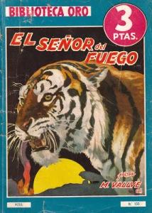 Manuel Vallvé – El Señor del fuego (1944)