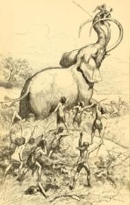 Henrietta Christian Wright – Children's Stories of American History, ilustración de J. Steeple Davies (1885)