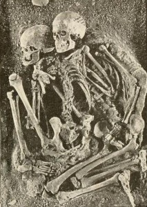 Esqueletos de Grimaldi (1916)