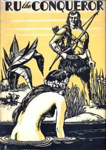 Jackson Gregory – Ru, the Conqueror (1933)